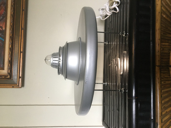 Picture of Flying Saucer Party Lamp NEW